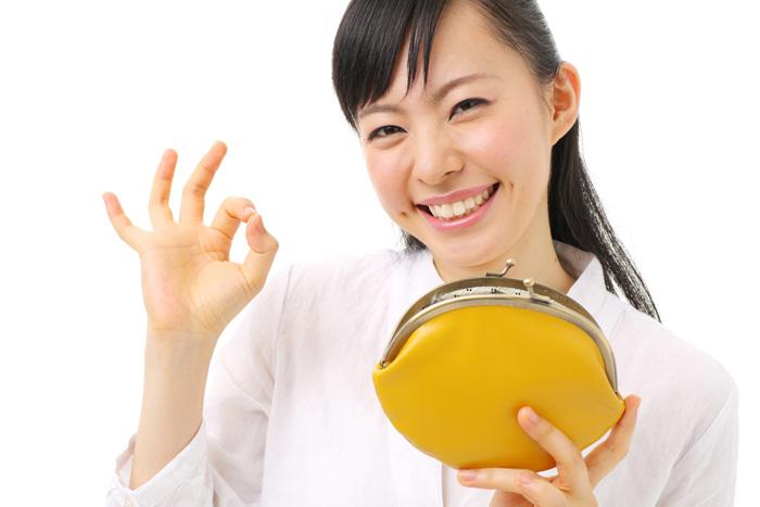 お財布に優しい転職活動ができて満足している女性保育士