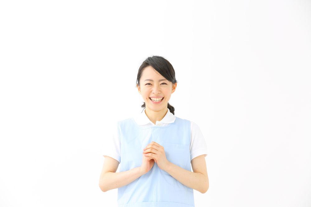 保健児童ソーシャルワーカーとして、イキイキと働いている女性