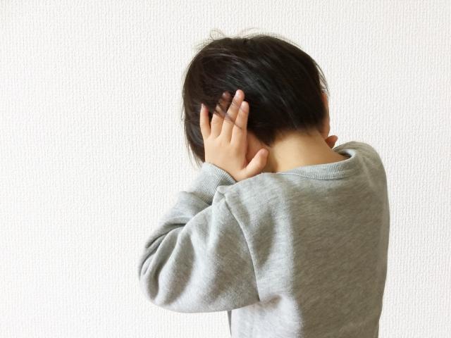 PTSDの子供